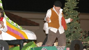 Christmas Parade pic