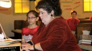 Christmas piano recital pic