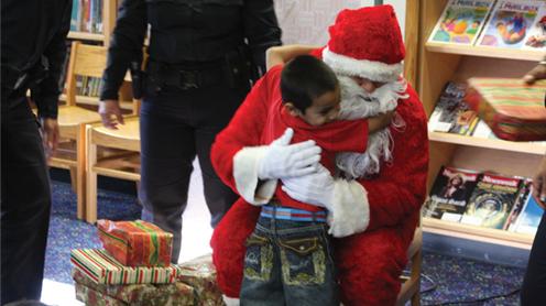 Frank Roberts Santa Claus pic
