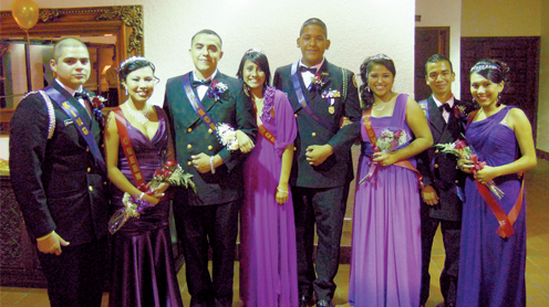Military Ball Dress Protocol
