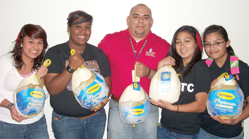 NJROTC turkeys pic