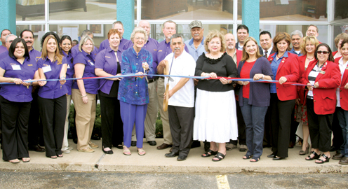 Exceptional A Ribbon Cutting Ceremony Was Held Friday To Mark The Grand Opening Of Lacks  Furniture Store In San Benito. Shown Are Dignitaries From The City Of San  ...