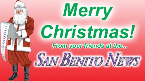 2011 Letters To Santa Claus San Benito News