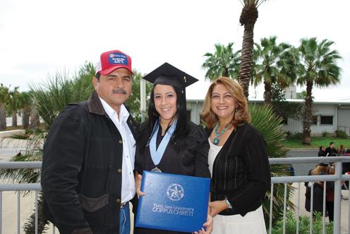 Zuniga graduates from Texas A&M Corpus Christi – San Benito News