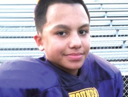Castro selected to attend Football University
