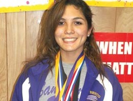 ON A HIGH NOTE: Torres culminates wrestling career with state ranking