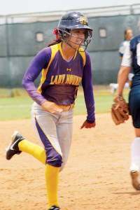 A community-wide pep rally has been slated for Wednesday evening at Bobby Morrow Stadium in support of the San Benito Lady Greyhounds' historic playoff run and upcoming state semifinal game against Lewisville on Friday. The team will be on-hand for the event. (KSBG TV photo by Isabel Alicia Gomez)