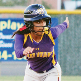 Ladies remain focused on Smithson Valley