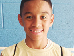 BOUND FOR OHIO: Cuellar continues to impress at football camp