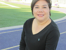 ON HER MARK: Sanchez-Paredes to be inducted into RGV Sports Hall of Fame