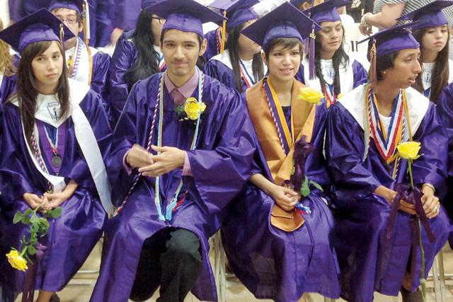 SBHS graduation ceremony pic1-6-9-13