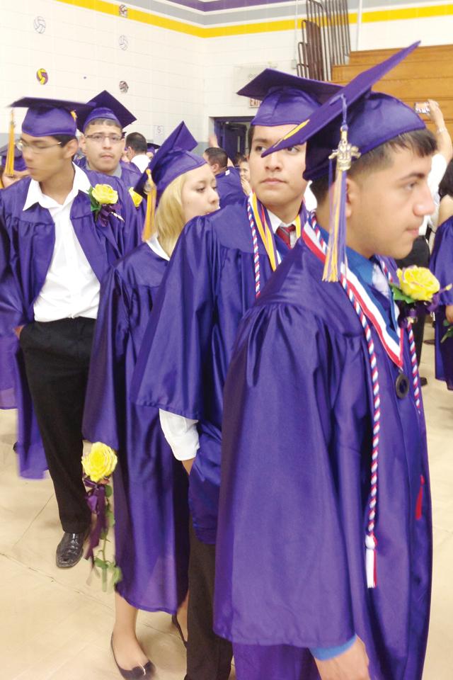 SBHS graduation ceremony pic5-6-9-13