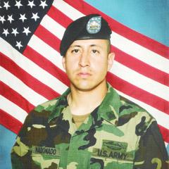 Staff Sgt. Guadalupe Maldonado