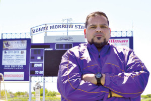 Good to be a Greyhound: Gomez era begins in SB with new vision