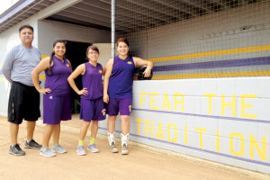 GREAT EXPECTATIONS: Lady 'Hounds prepped for bi-district clash with Harlingen