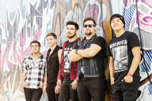 San Benito band ...And the Hero Prevails is comprised of lead vocalist and keyboardist Troy Fonseca, rhythm guitarist Jeff Minor, lead guitarist Erick Hernandez, bassist Zachary Markel Elizondo and drummer Dre Muñoz.