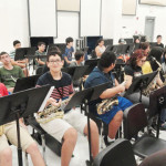 Rio Hondo High School Summer Band