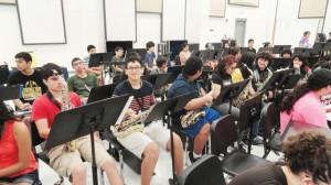 Rio Hondo High School Summer Band