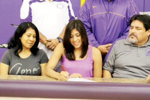 Track standout Gomez going to Garden City