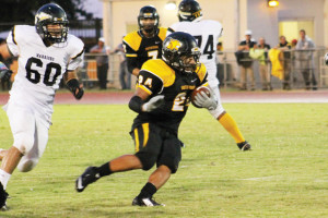 WEEK 1 ROUNDUP: Bobcats make statement; Cougars outlast Falcons; Hawks upset Weslaco