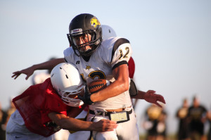 WEB EXCLUSIVE: Bobcats dominant in St. Joseph scrimmage