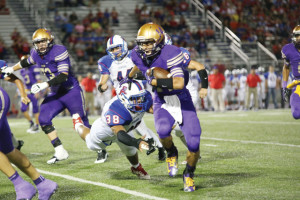 KABOOM! 'Hounds explode in 53-7 shellacking of Edinburg