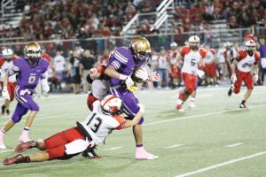Harlingen vs San Benito Featured in 2016 Great American Rivalry Series