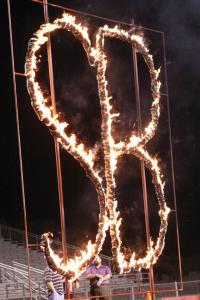 2013 Lighting of the SB