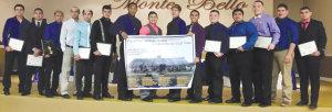 Annual football banquet observes Greyhounds' accomplishments