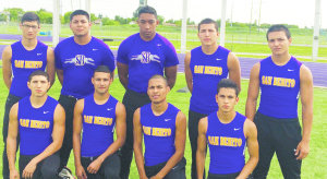 On The Right Track- Greyhounds sending large group to area track meet