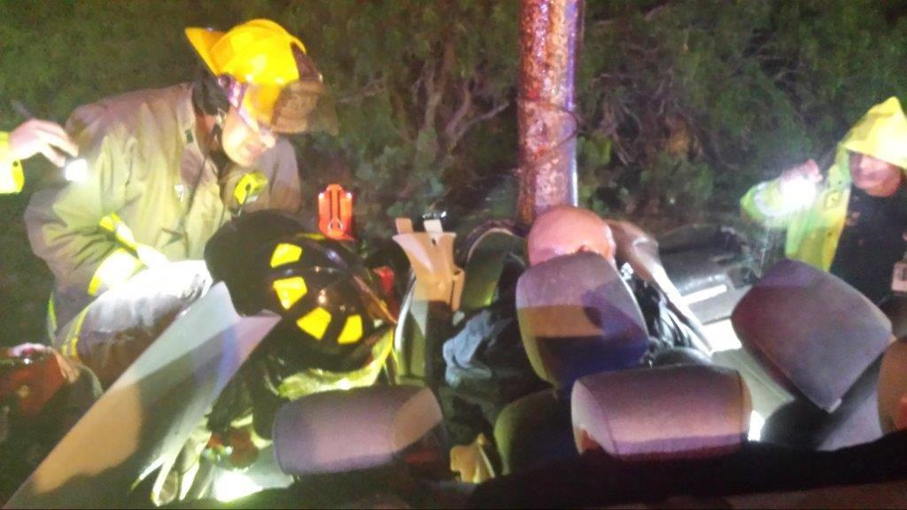 CLOSE CALL- Man could face charges following near-fatal accident