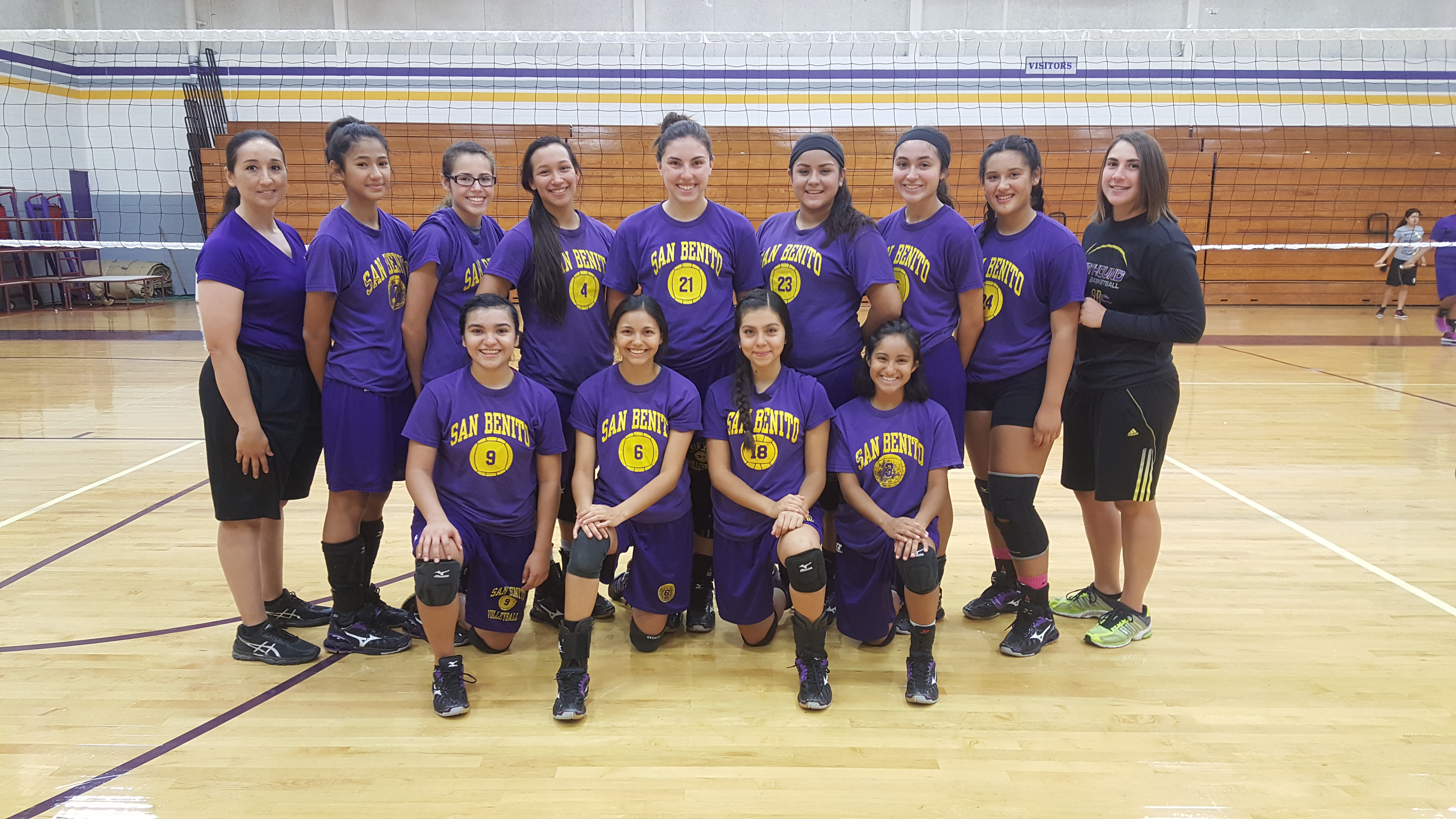 Heavy Hitters: Girls volleyball team looks to continue decade of success