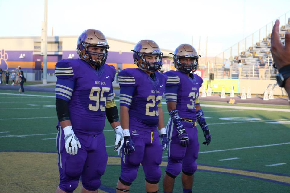 Greyhounds face toughest test of the season with visit to Los Fresnos