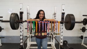 Unstoppable: Junior Powerlifter ready to shatter State records after breezing through Regionals in record fashion
