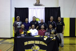 The train keeps rolling: Rio Hondo adds another name to long list of college athletes