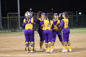 Lady 'Hounds thrash Edinburg Vela in first round playoff action