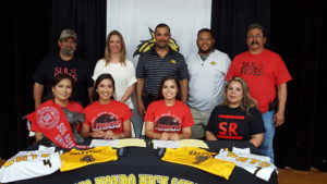 Rio Hondo sends two more athletes to college