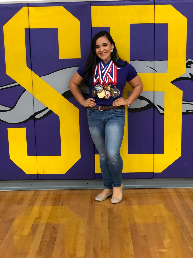 Ramirez to sign on with UTSA powerlifting team