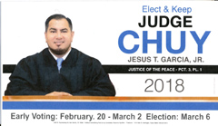 Elect Chuy