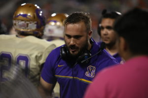 Hound Defensive Coordinator Michael Mull accepts job at San Antonio Taft
