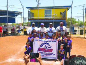A silver finish: Lil' Lady Hounds earn silver at World Series