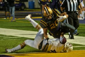Greyhound RB Castilleja finishes impressive season