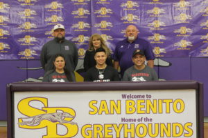 Perez signs with McPherson College